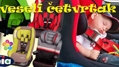 Od 1. jula povraćaj PDV za bebi opremu i hranu