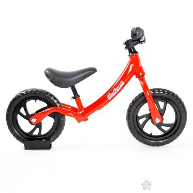 Balans bicikl model 752 crveni