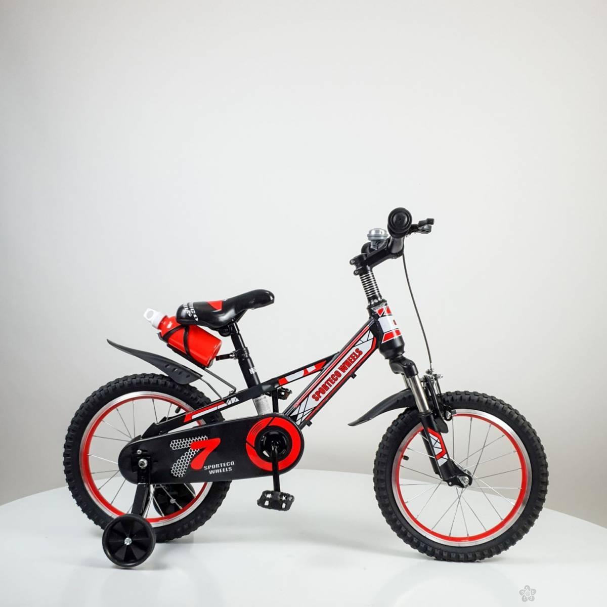 Bicikl za decu AIAR model 714-12 CRVENI