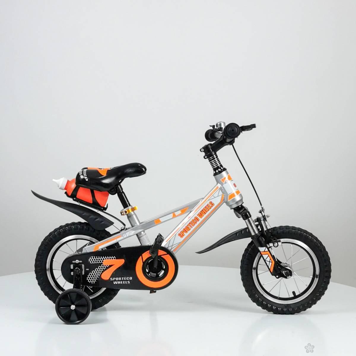 Bicikl za decu AIAR model 714-12 SREBRNI