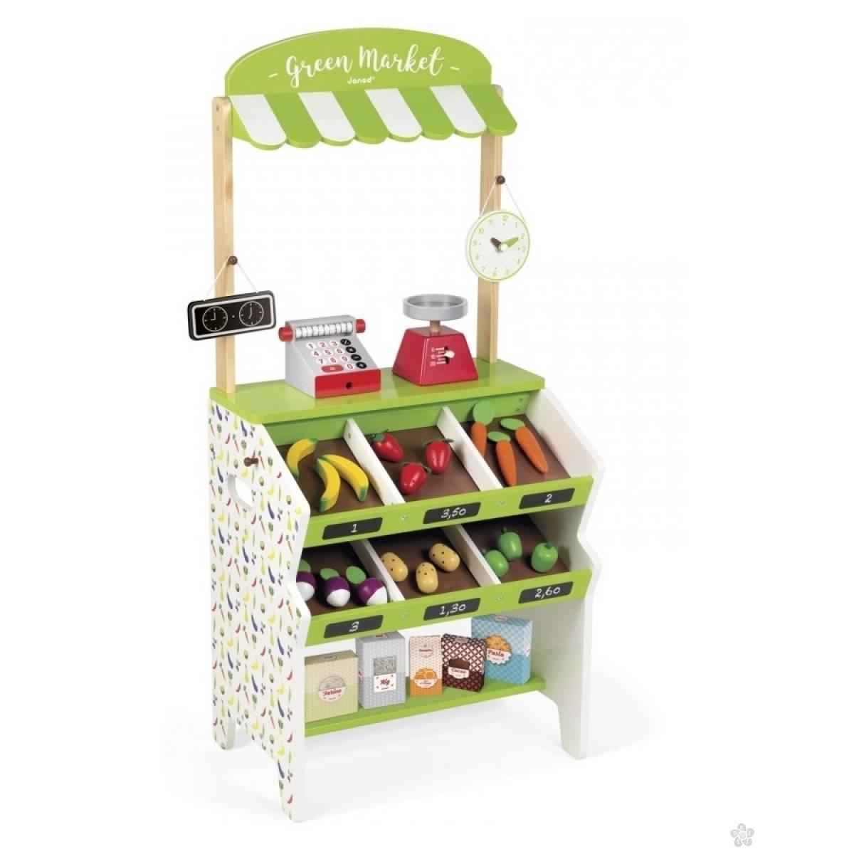 Prodavnica voća i povrća J06574