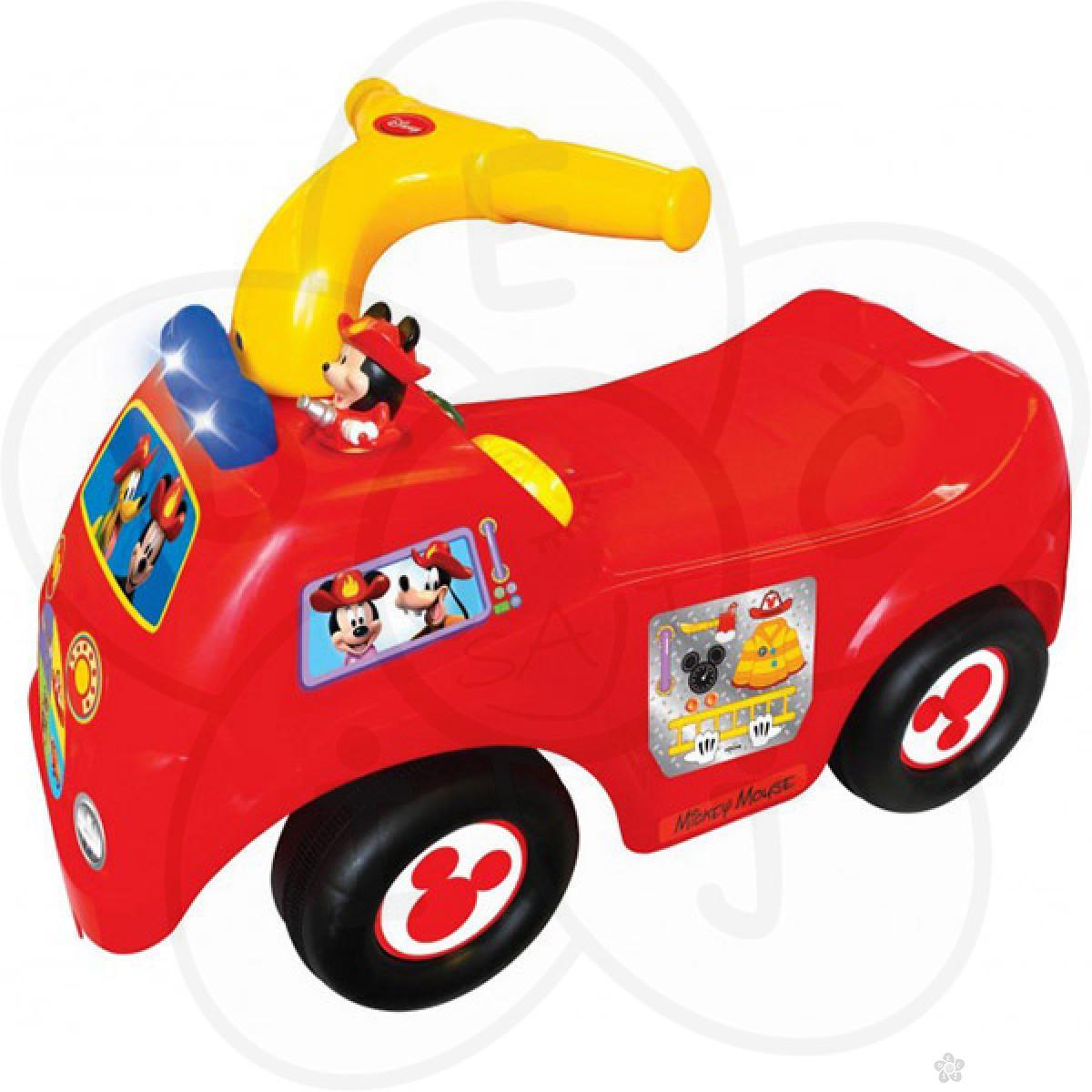 Guralica auto vatrogasac Mickey 049296
