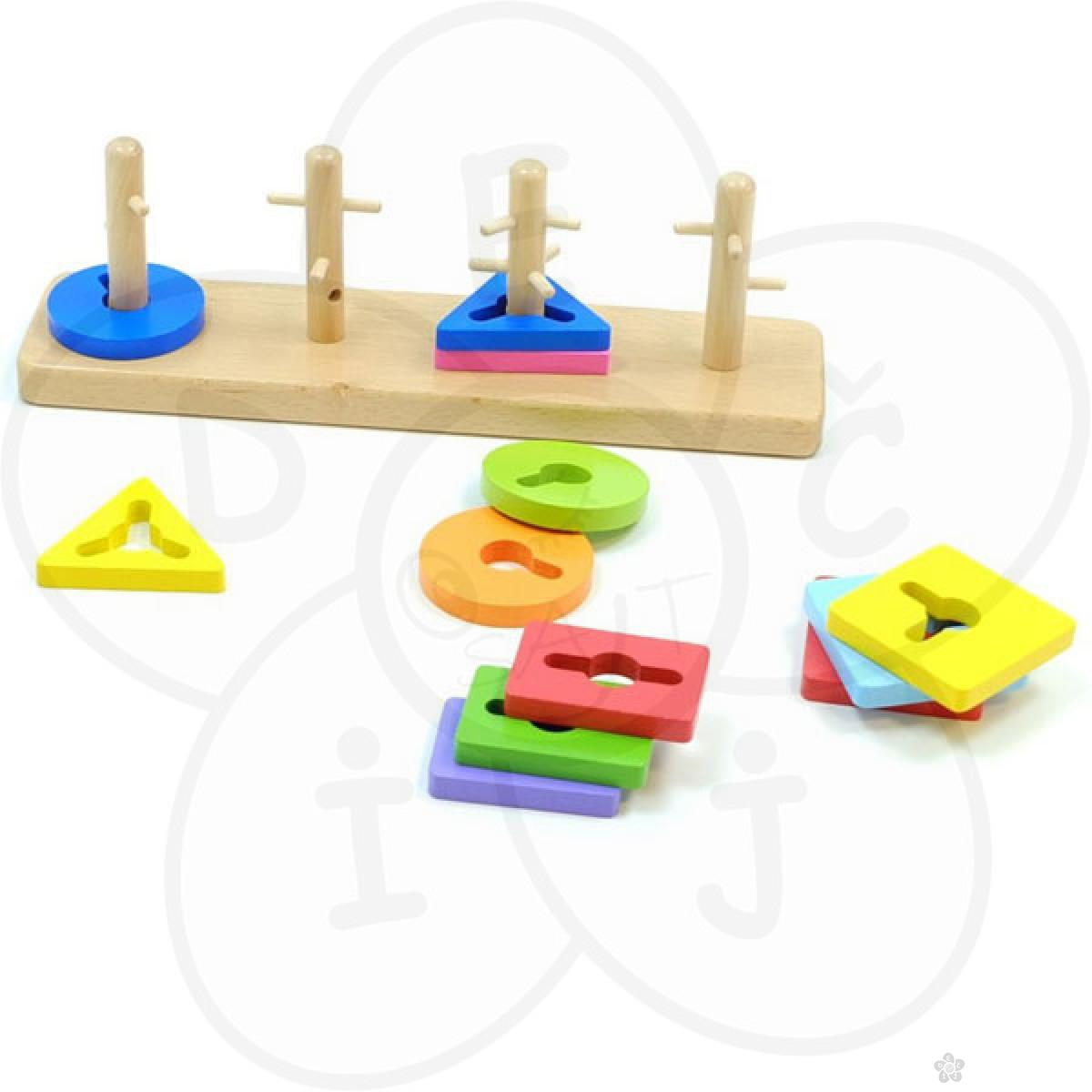 Igračke  Pertini lavirint puzzle 50968