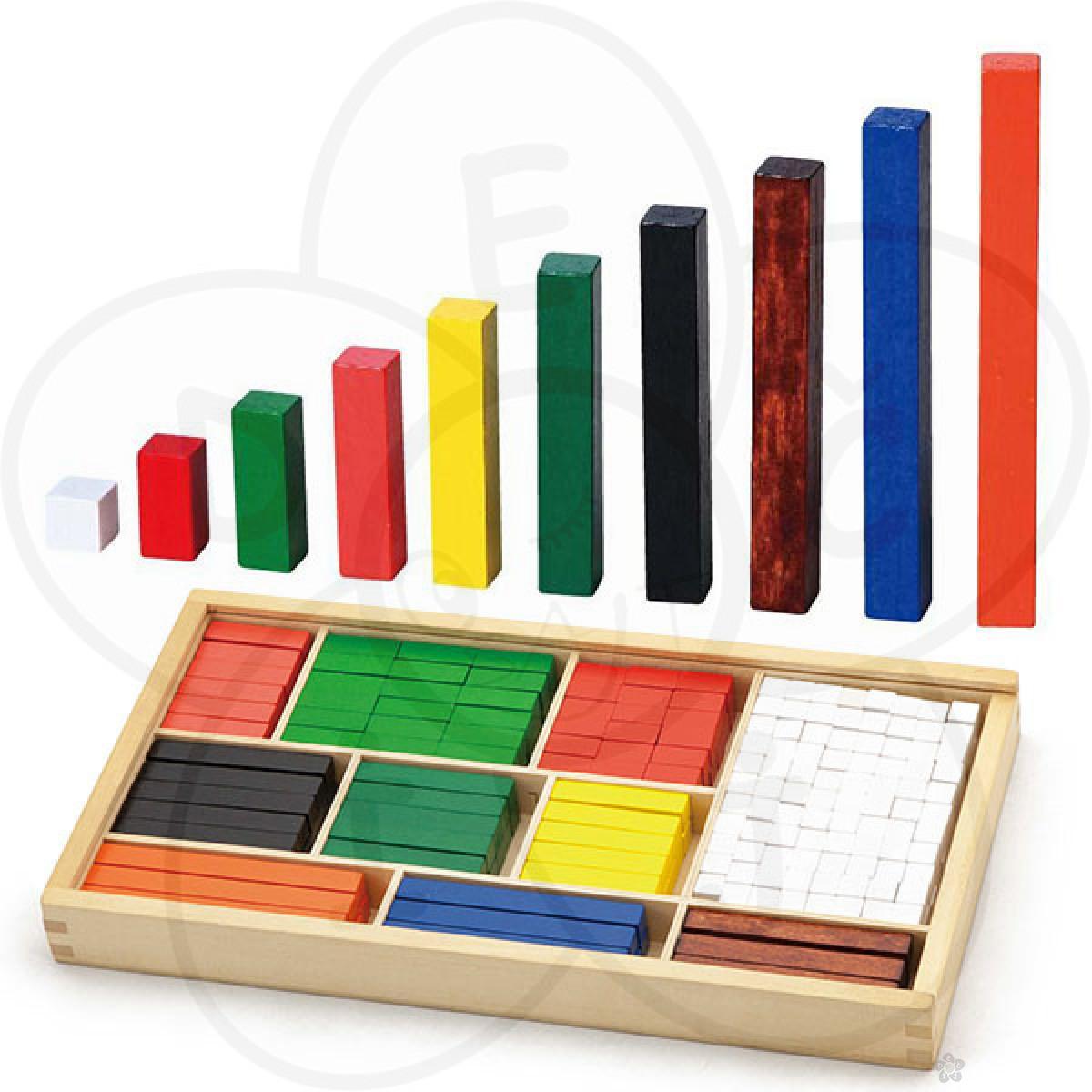 Igračke Pertini Matematički blokovi 56166