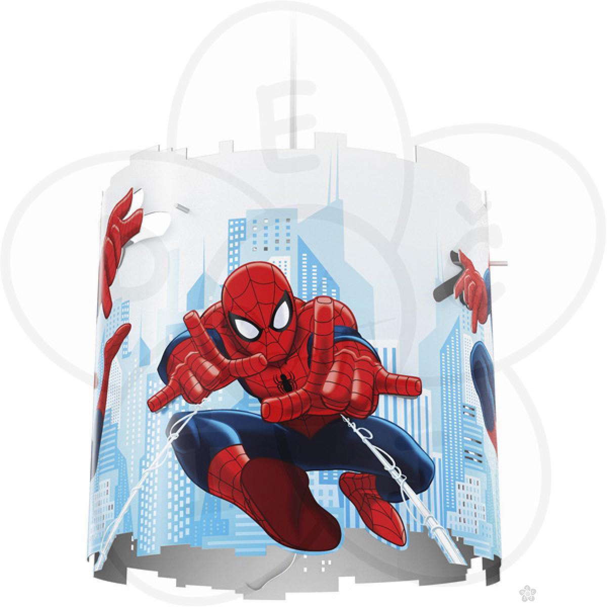 Philips pendant Spiderman blue