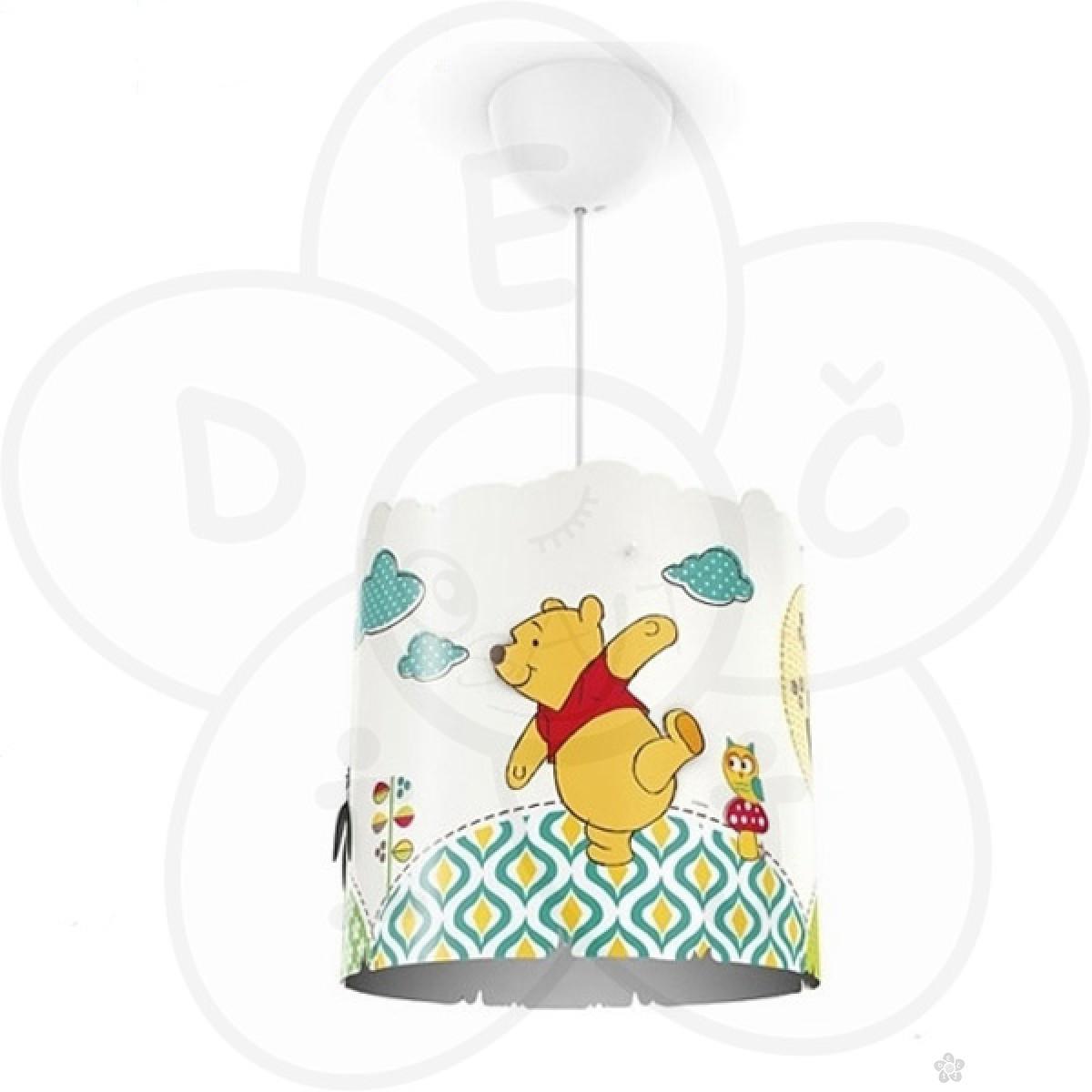 Philips Winnie the pooh pendant yellow