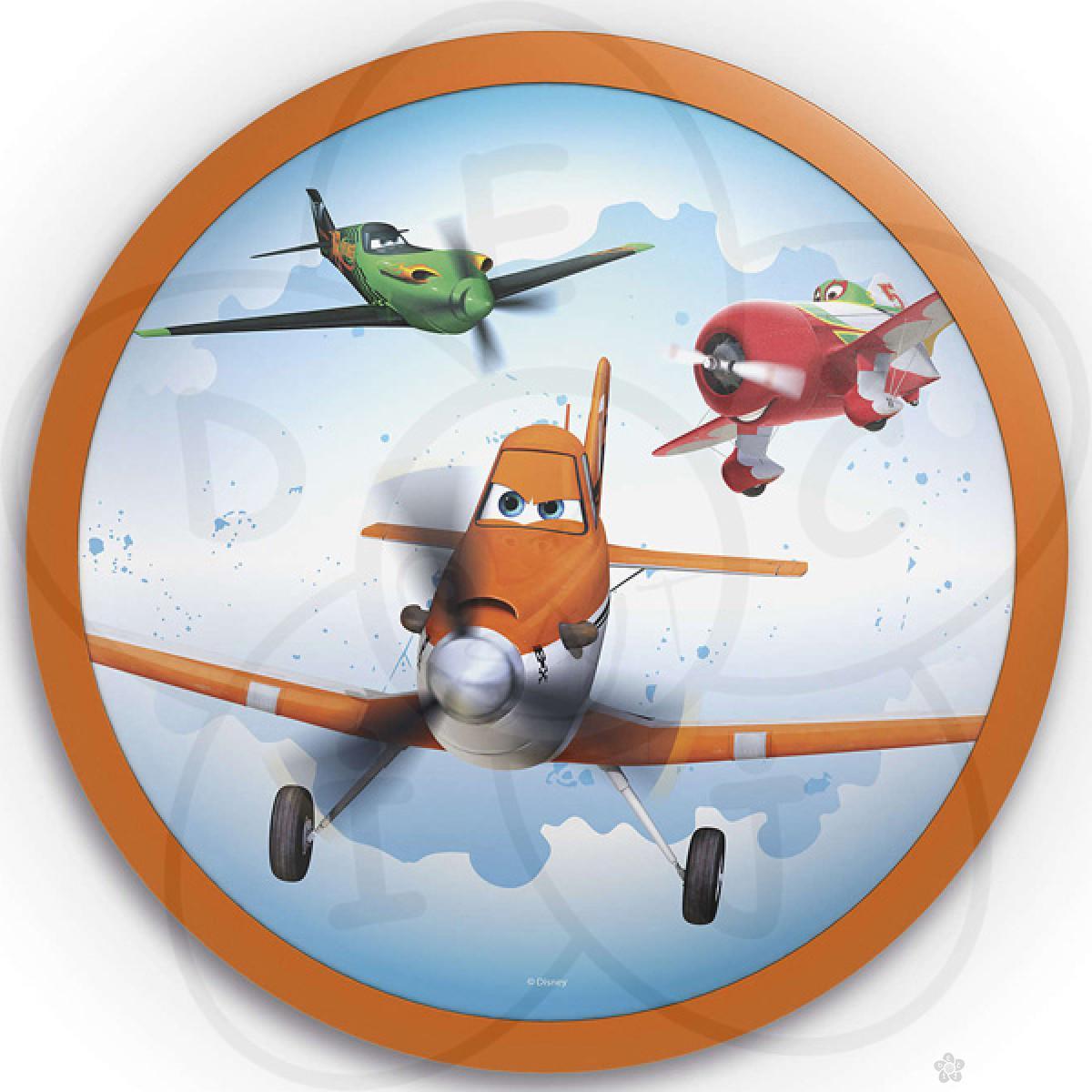 Philips plafonjera Planes orange