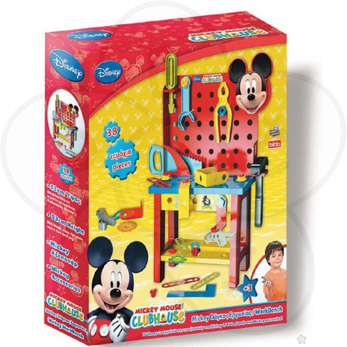 Igračka Disney Radionica Mickey Mouse