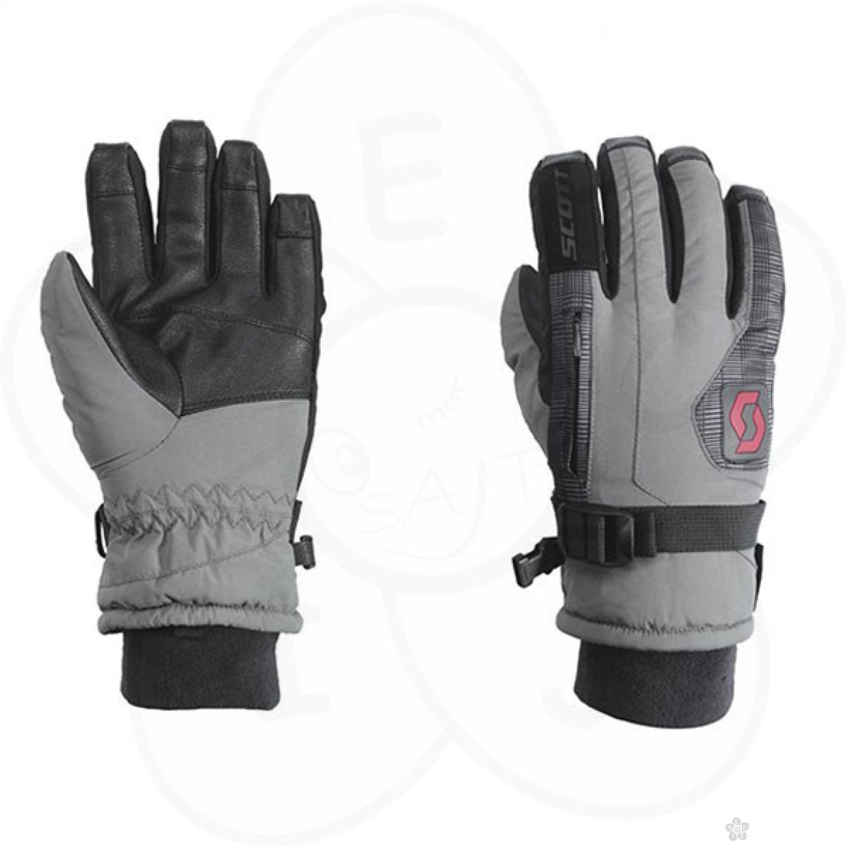 Ski rukavice Scott dečije Gripper grey SC2200570011