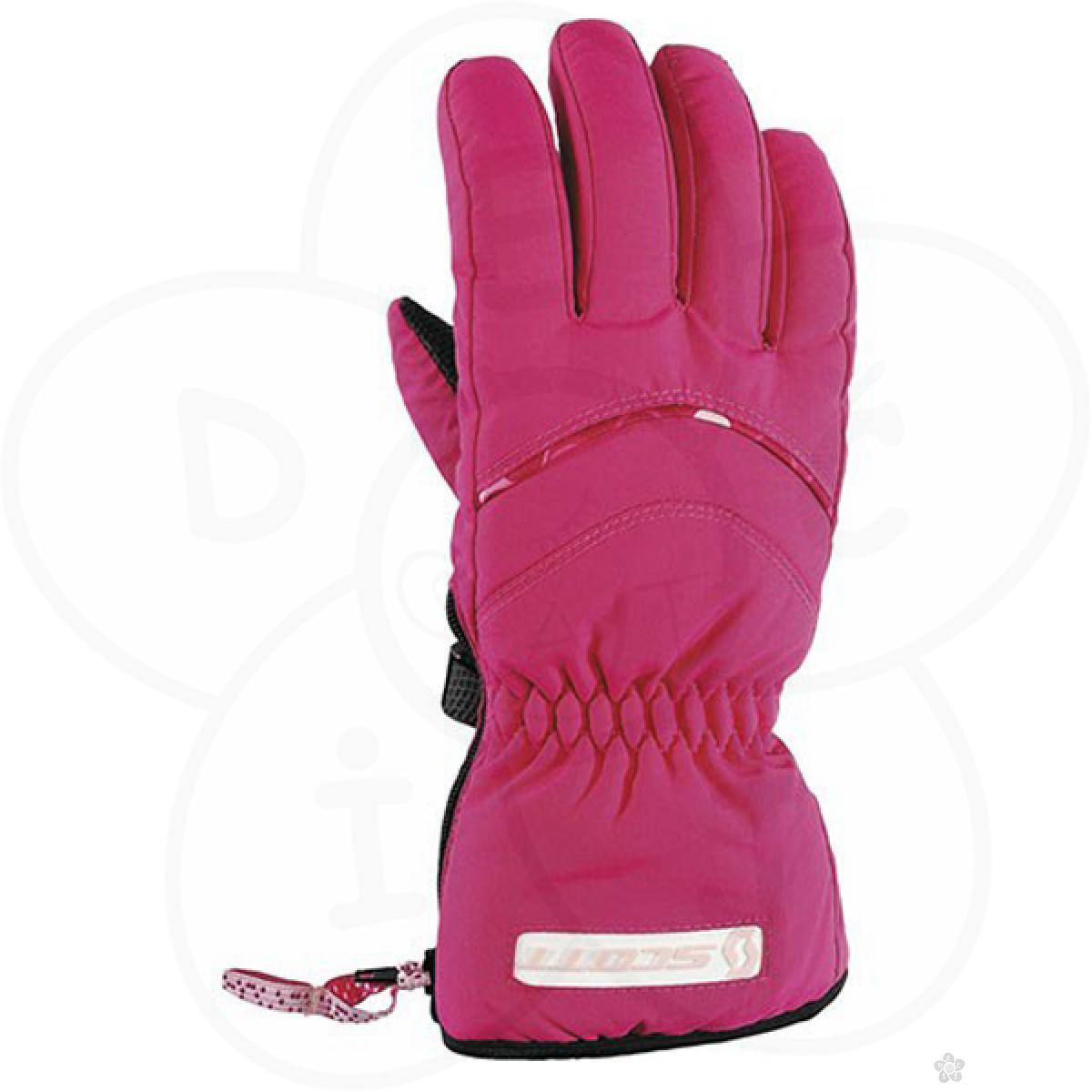 Ski rukavice Scott dečije Halfpint hot pink SC2200590401