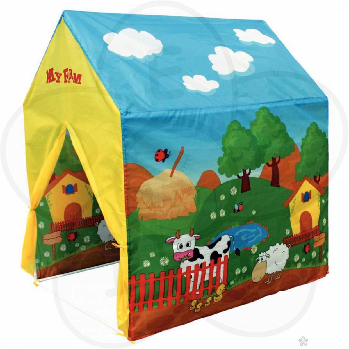 Šator kućica farma 8706P