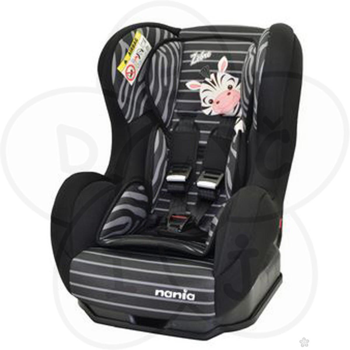 Nania auto sediste Cosmo 0-18kg 0/1 Zebre
