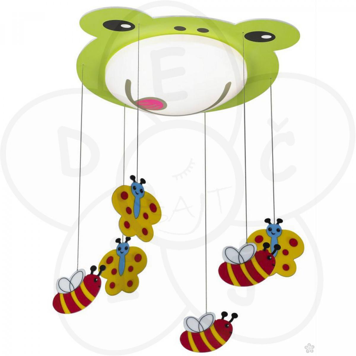 Plafonska svetiljka - leptirići