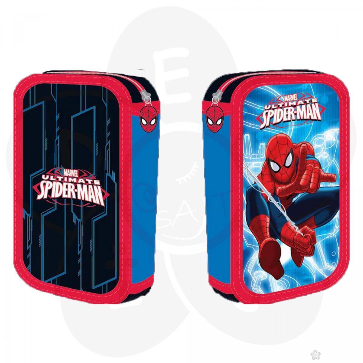Dupla pernica - Spiderman