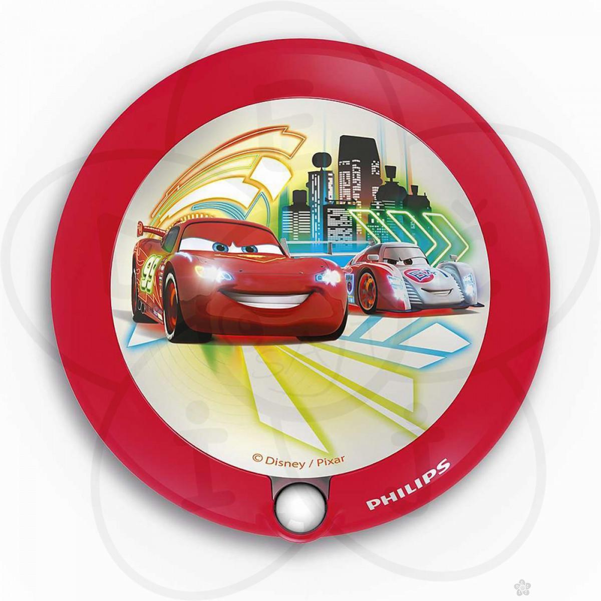 Philips noćno svetlo - Cars red PHILIPS 71765/32/16