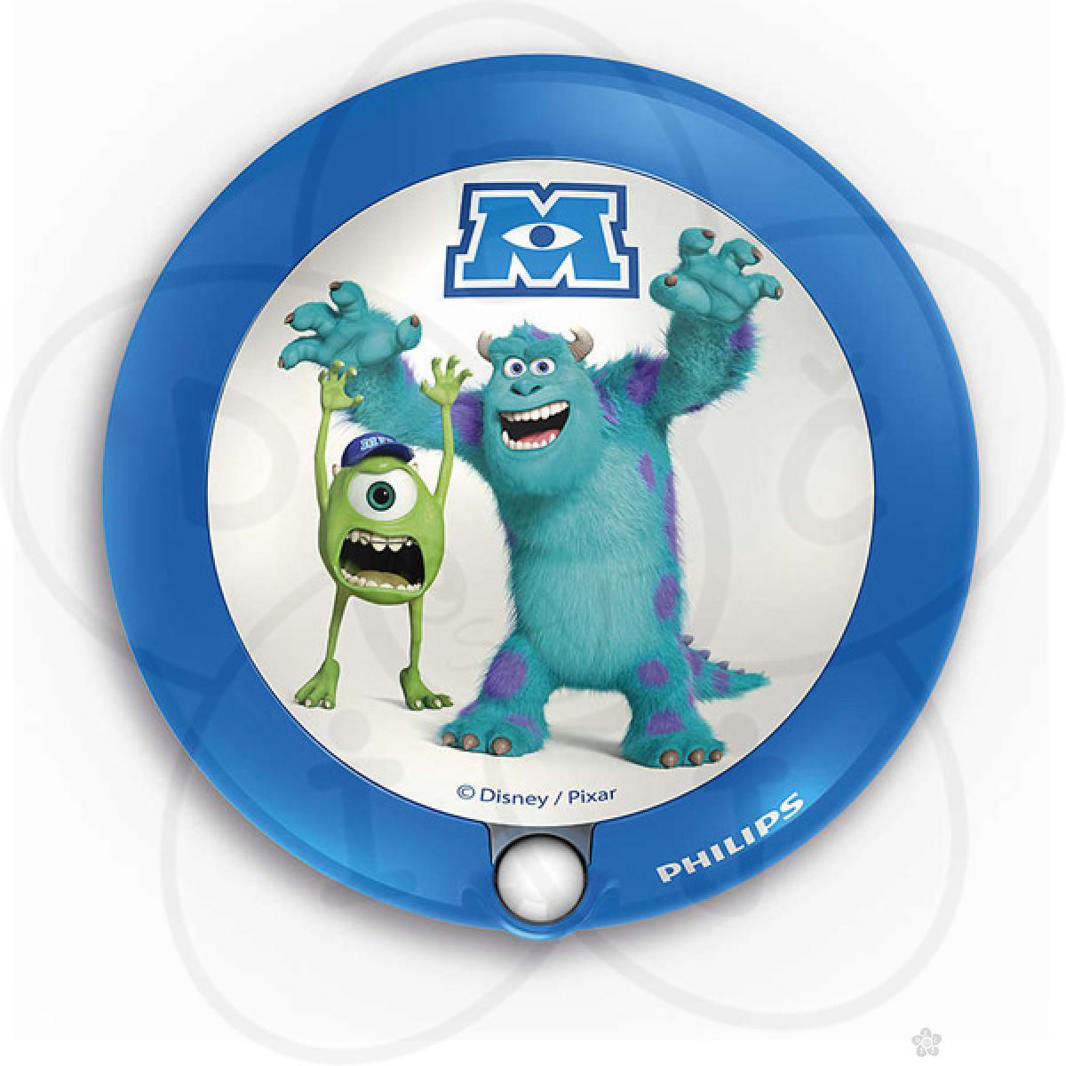 Philips noćno svetlo - Monsters-Disney grouped