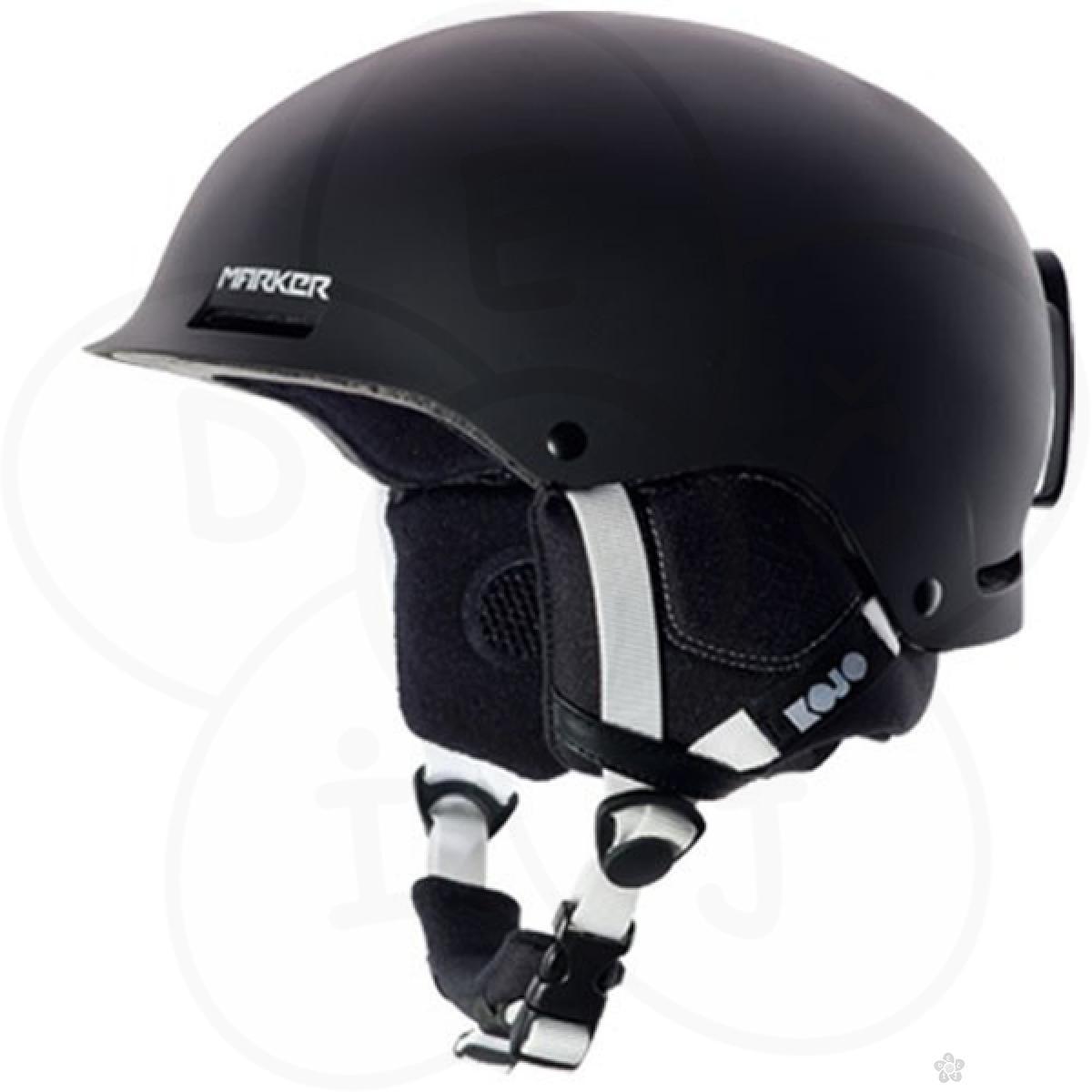 Kaciga Ski Marker Kojo black 2014, SKI-164410120