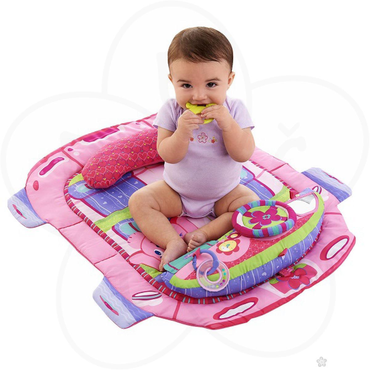 Podloga za Igranje Pretty in Pink Tummy Cruiser SKU9299