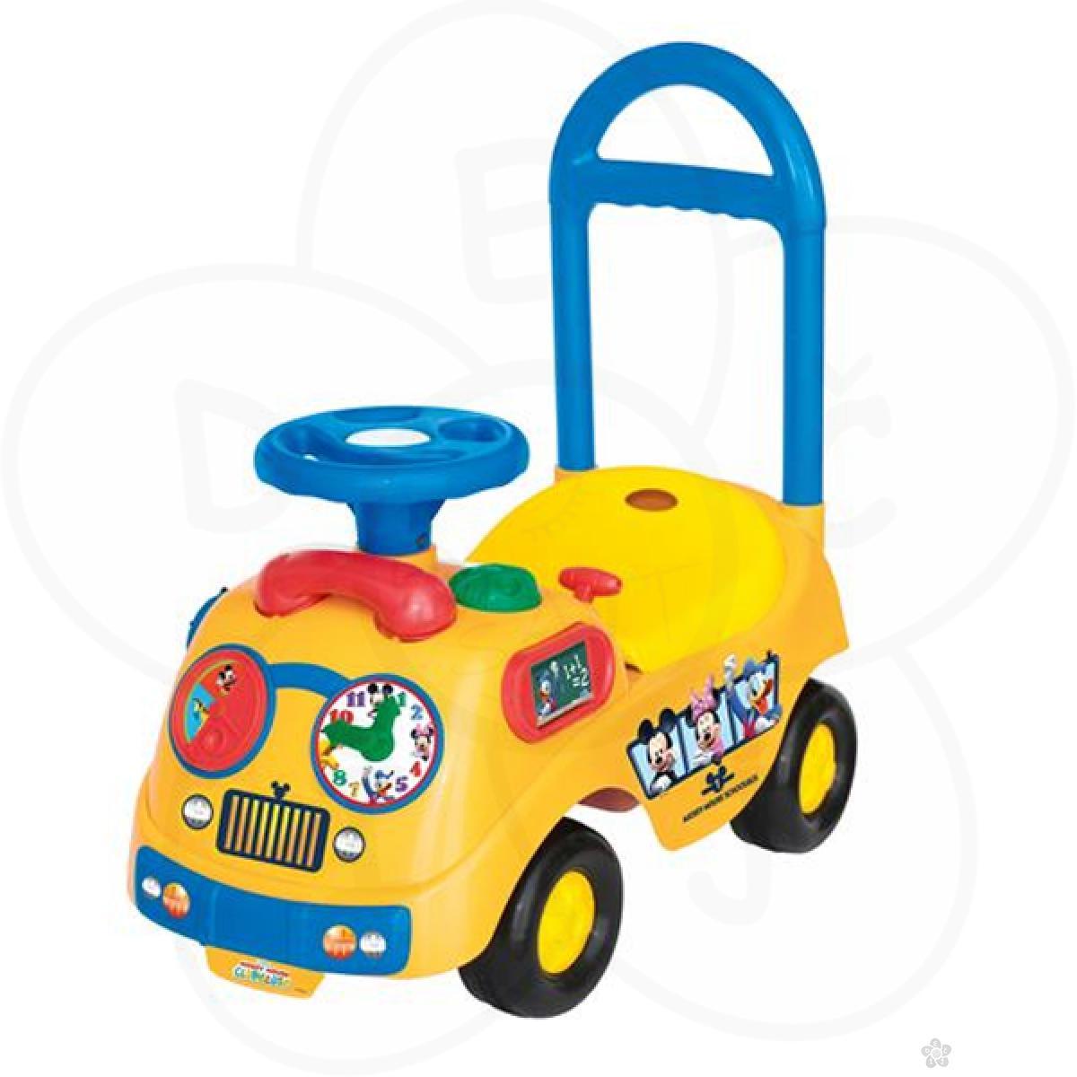 Guralica Kiddieland Mickey schoolbus, 0124688