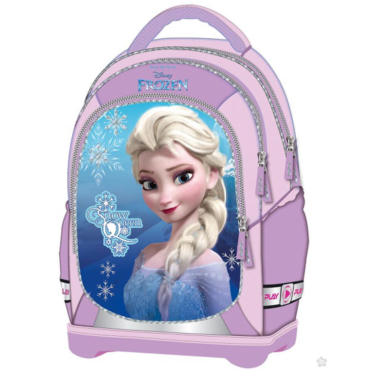 Anatomski ranac Frozen Smart Light Elsa