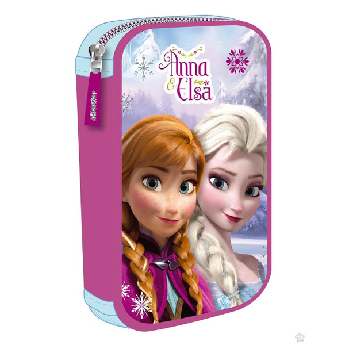 Pernica  sa jednim zipom Frozen Elsa & Ana