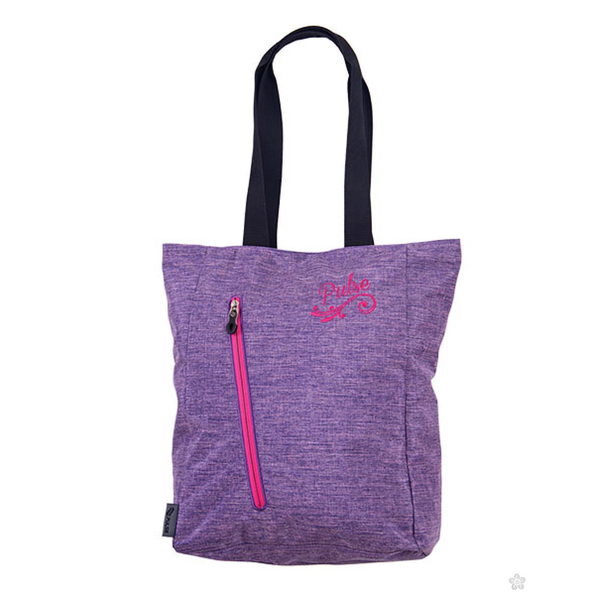 Shopping bag Blast Violet Jeans