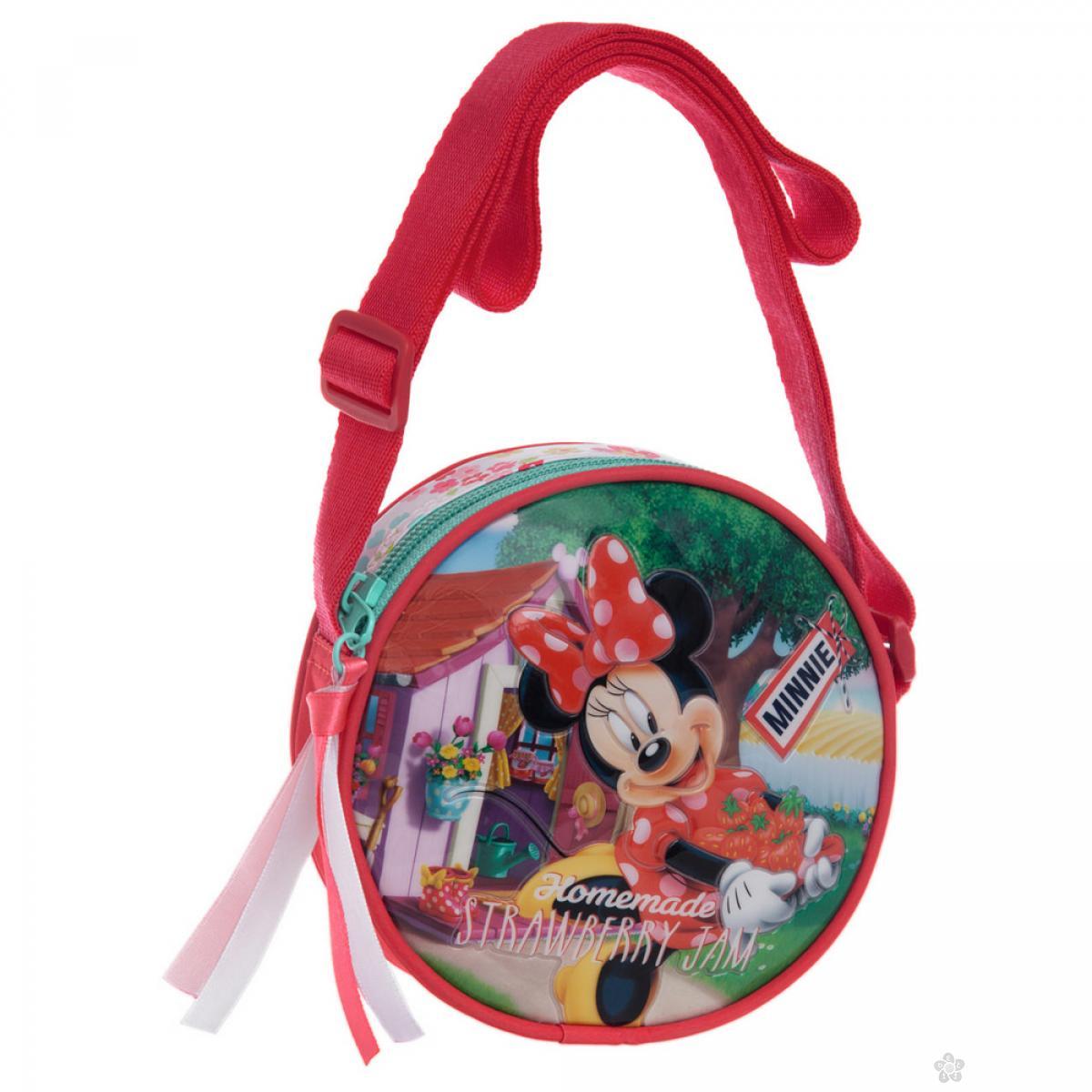 Okrugla torba na rame Minnie Mouse, 23.951.51