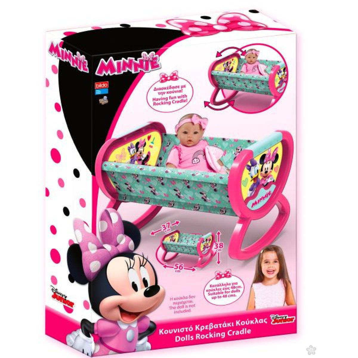 Kolevka za lutke Minnie 04/8447