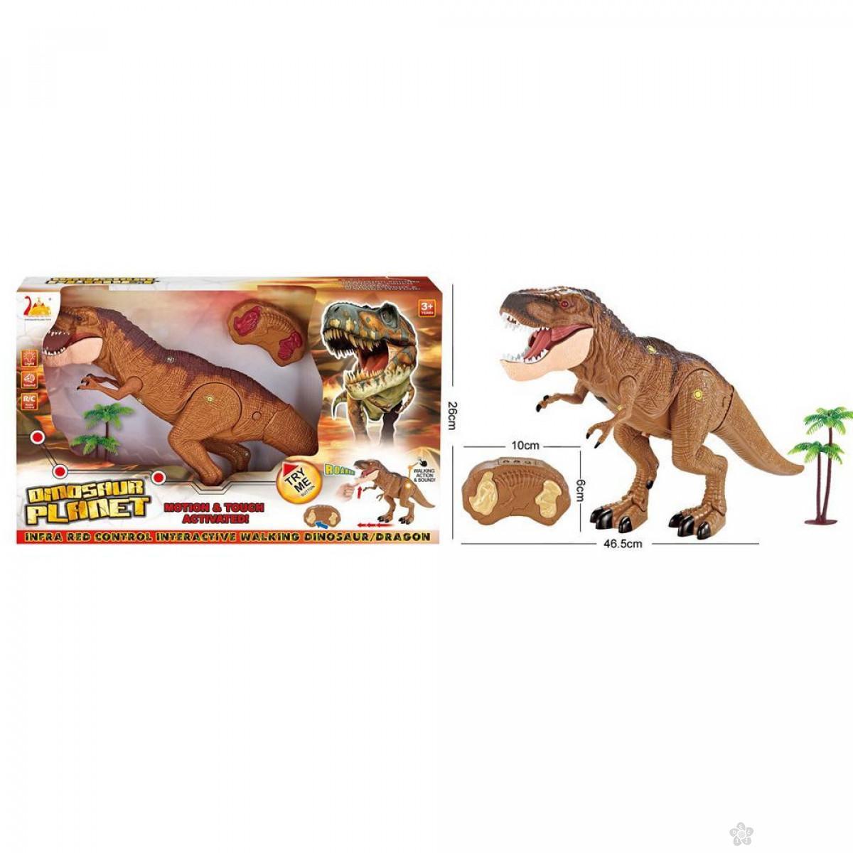 Dinosaurus na daljinsko upravljanje 11/02842