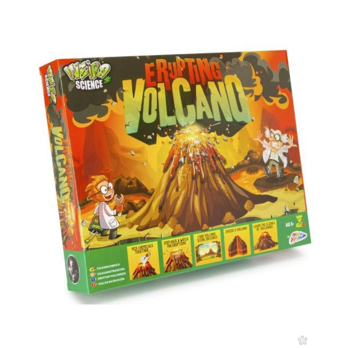 Eksperiment set Erupting Volcano 35/45924