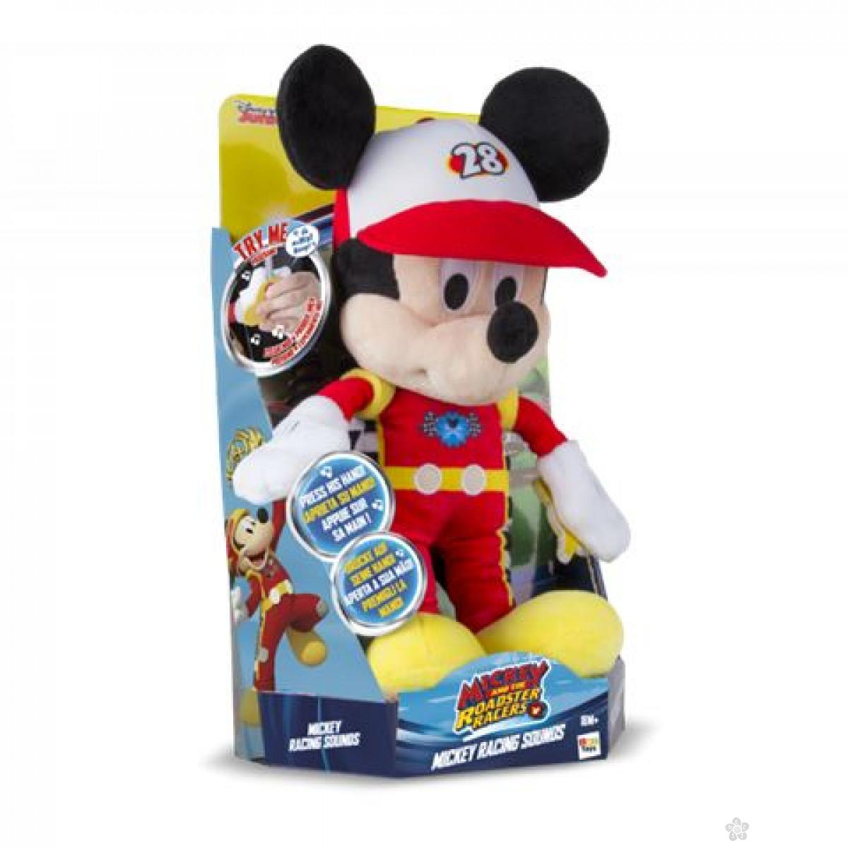 Plišani Mickey racing sounds 0127334