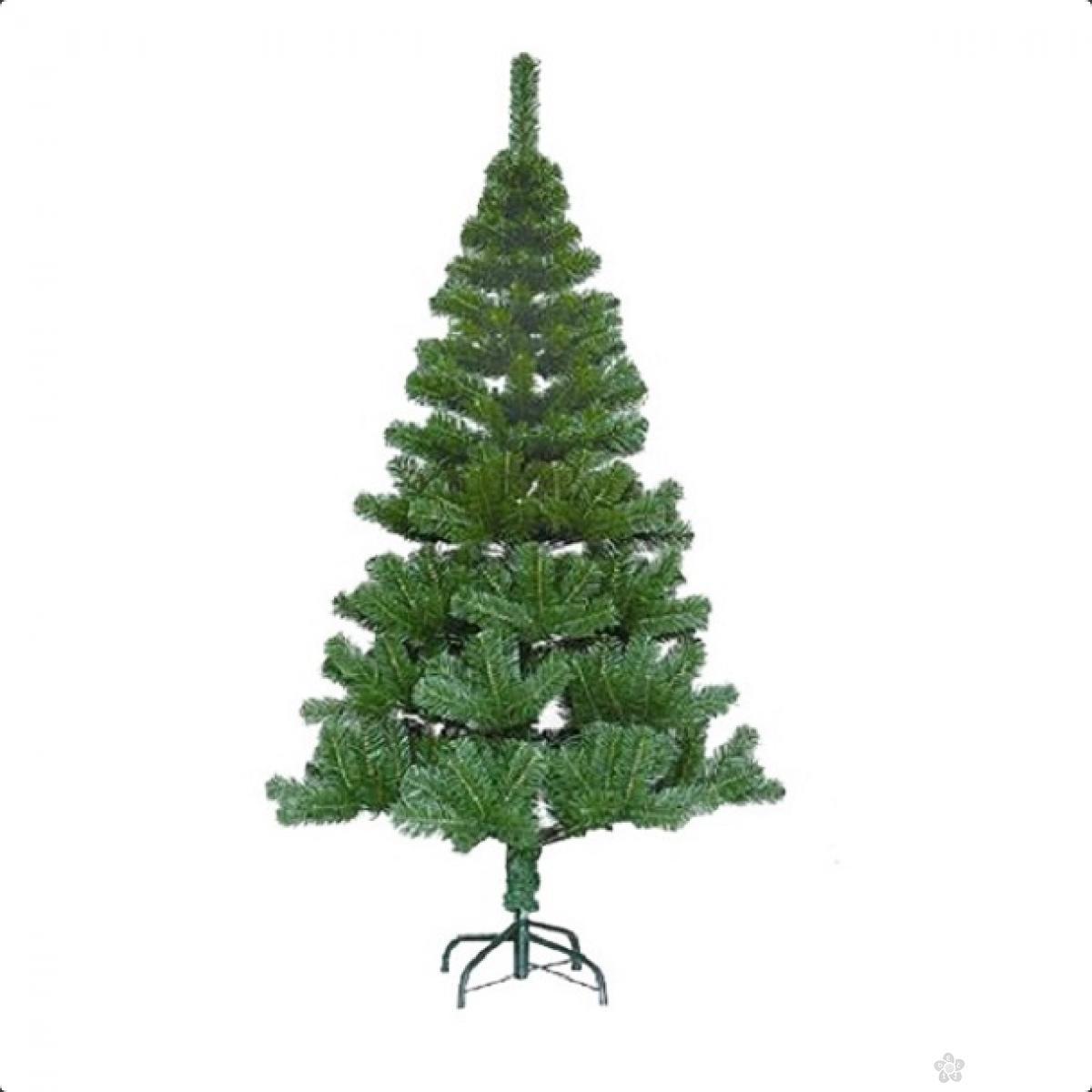 Novogodišnja jelka zelena 210 cm 180892