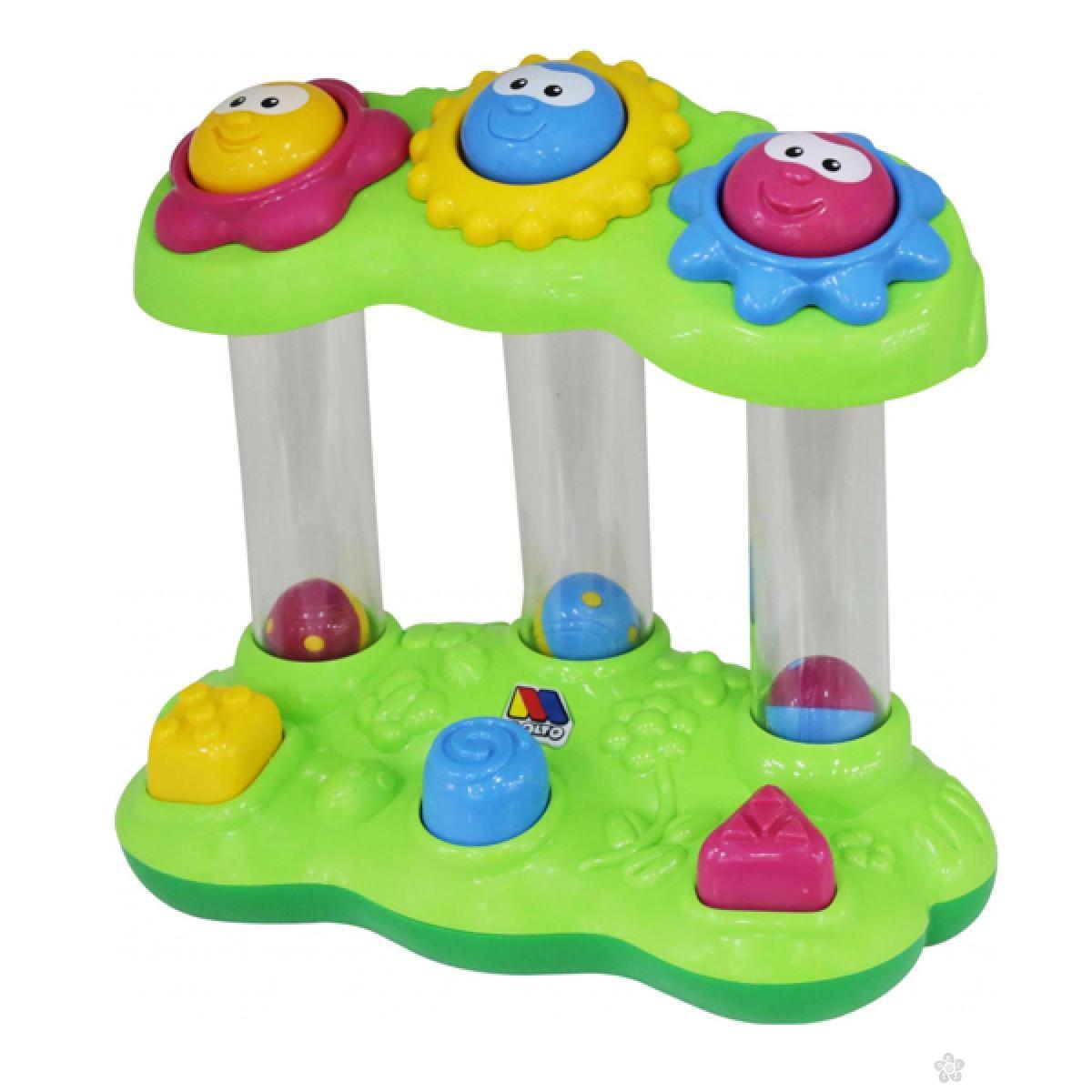 Bebi igračka loptice 047090