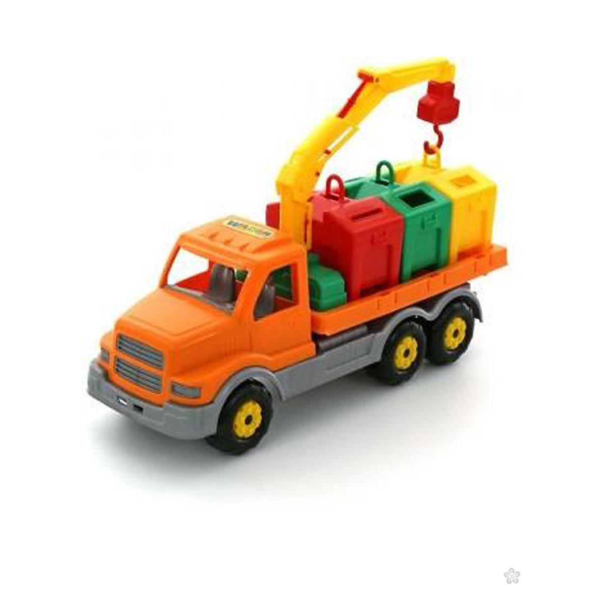Kamion kontejneri reciklaža 44280