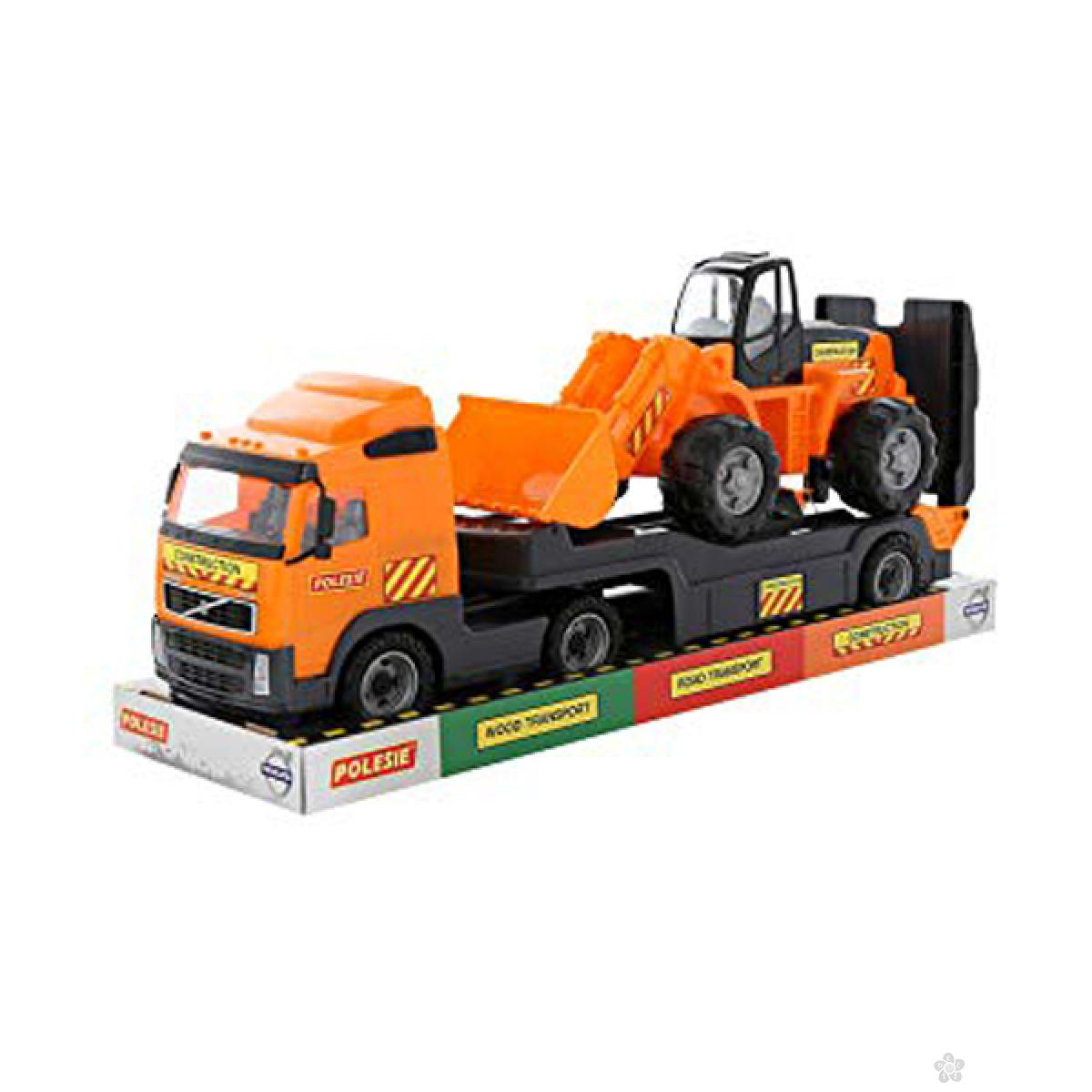 Kamion sa bagerom 36896