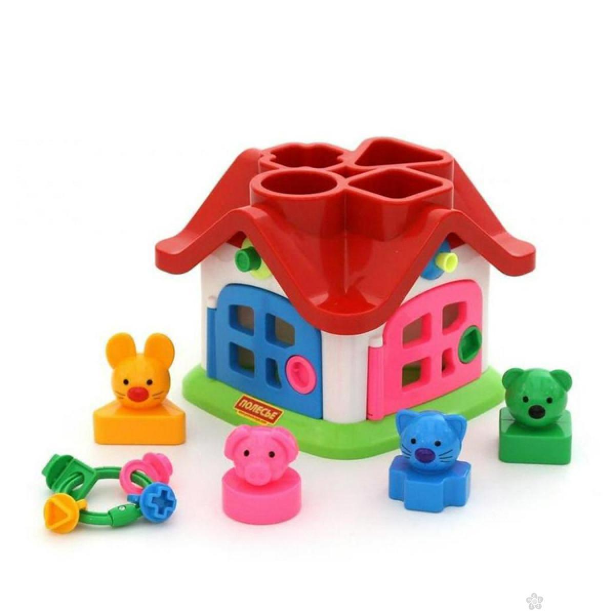 Kućica oblici životinje 9159