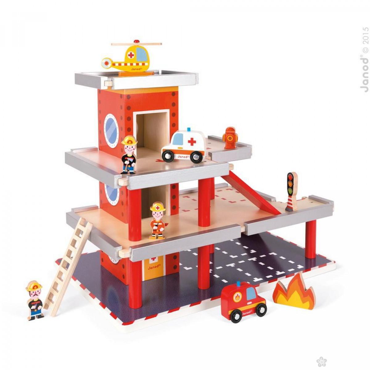 Vatrogasna stanica J05717