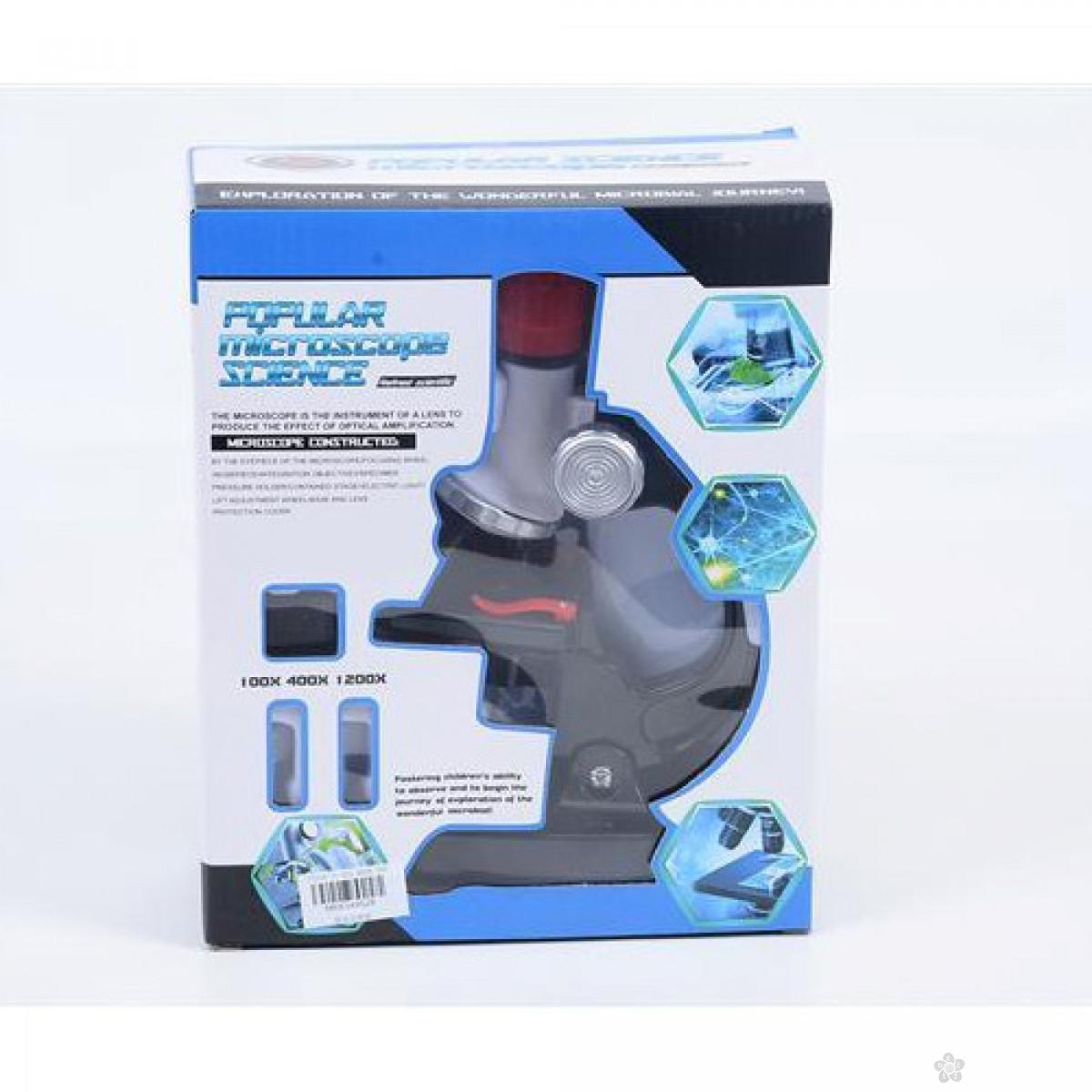 Mikroskop A7 11/49528