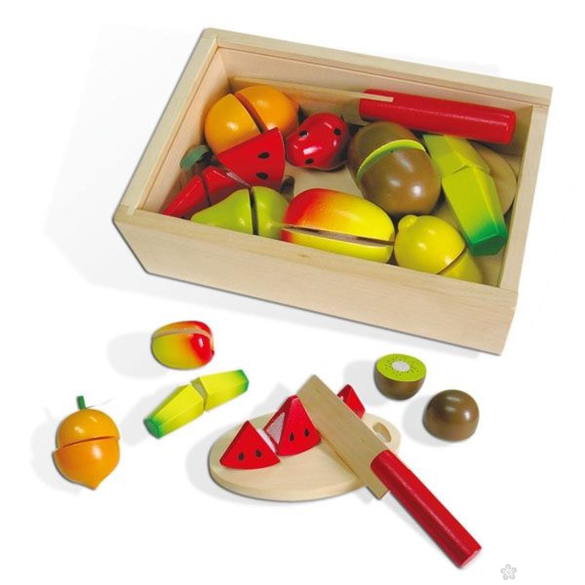 Seckanje voća