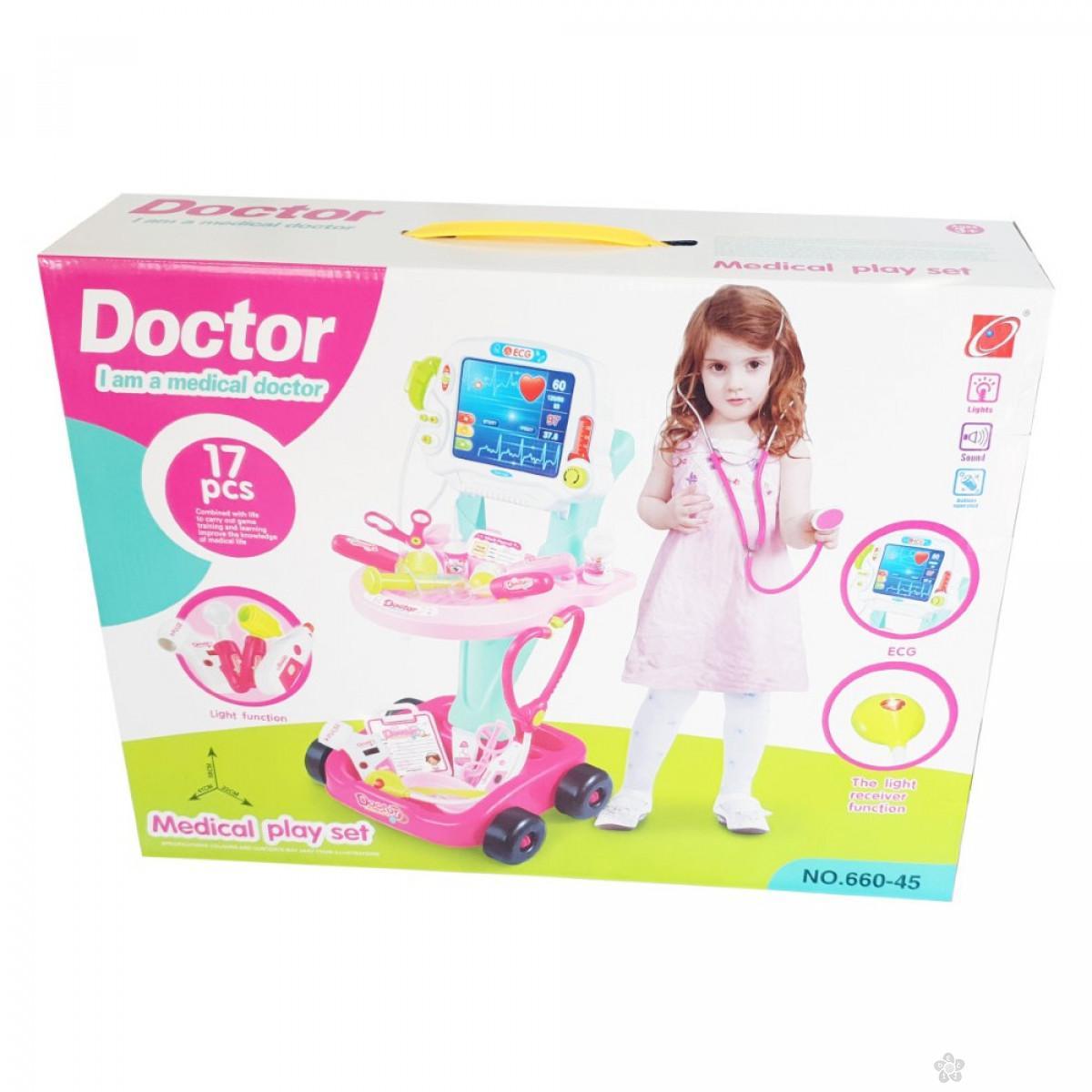 Doktor set 350128