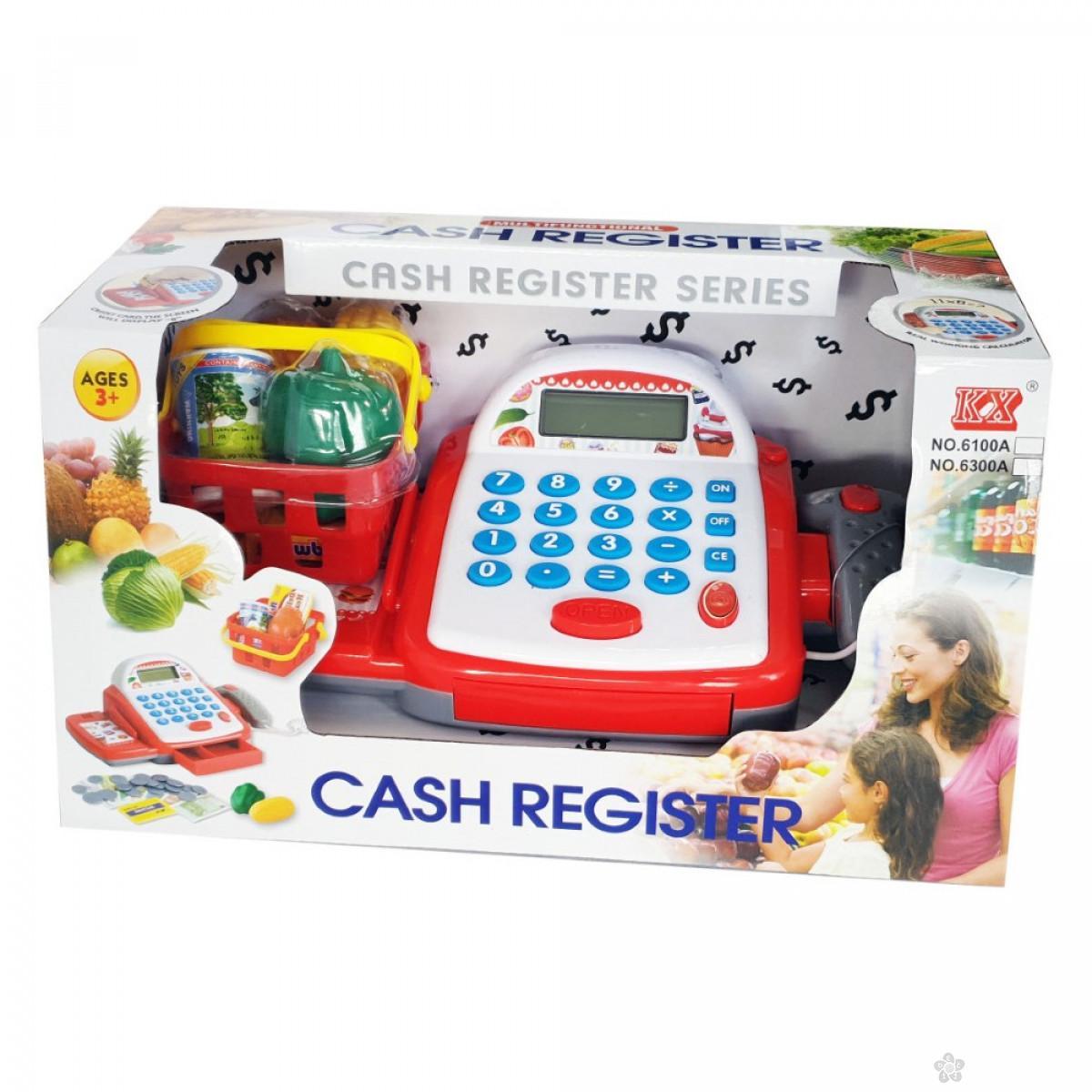 Registar kasa 360110