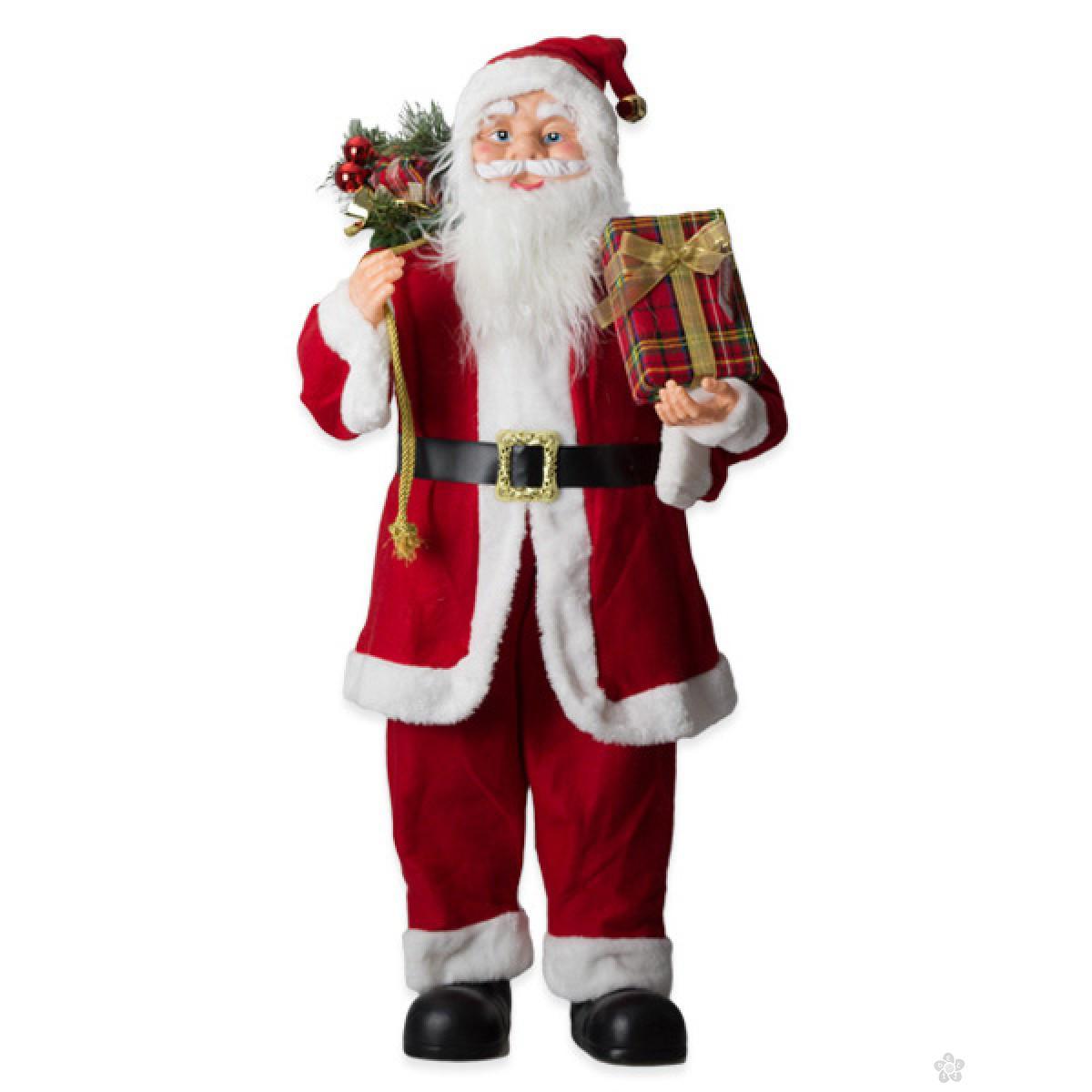 Deda Mraz Christopher crveni 90cm 740668