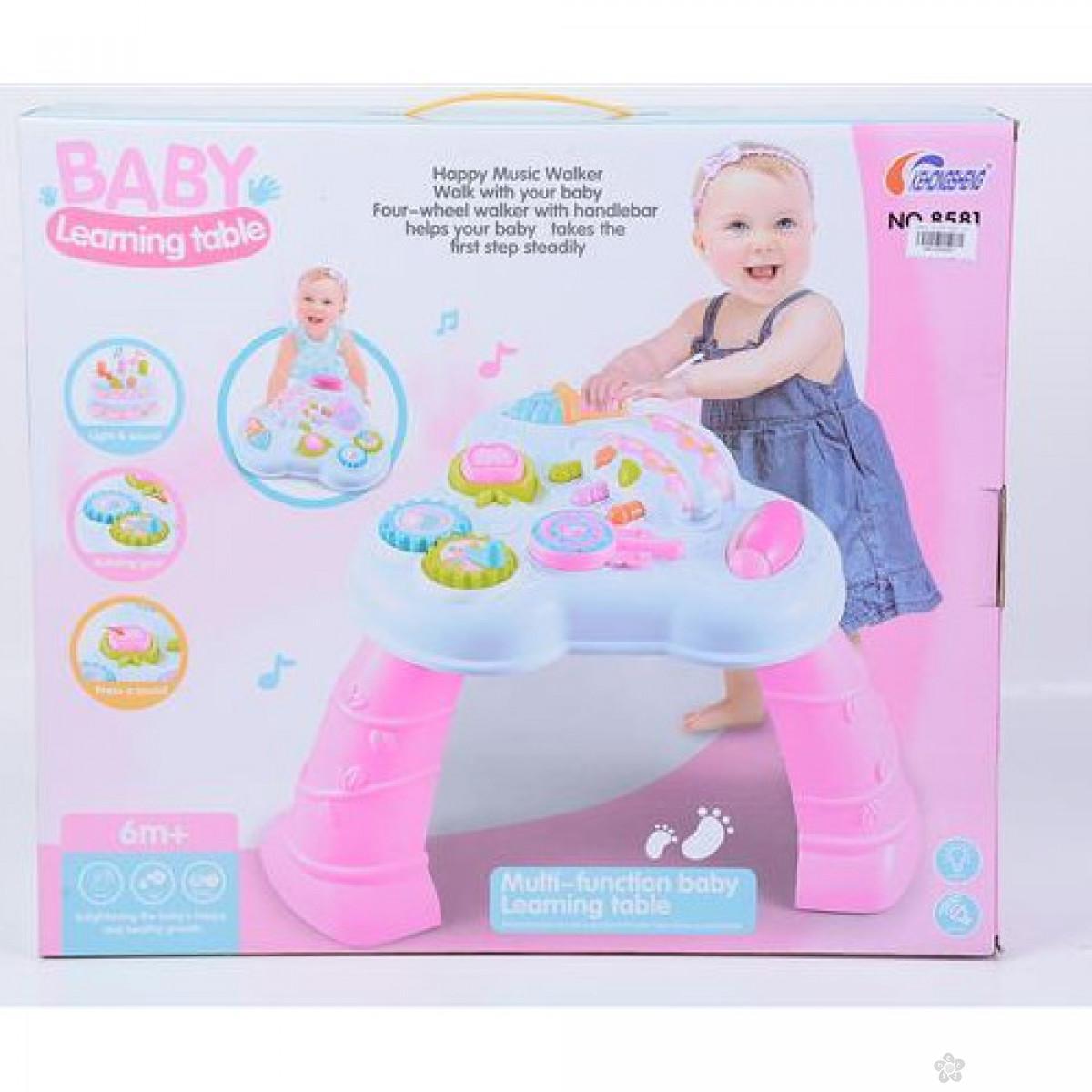 Muzički sto za bebe 946917