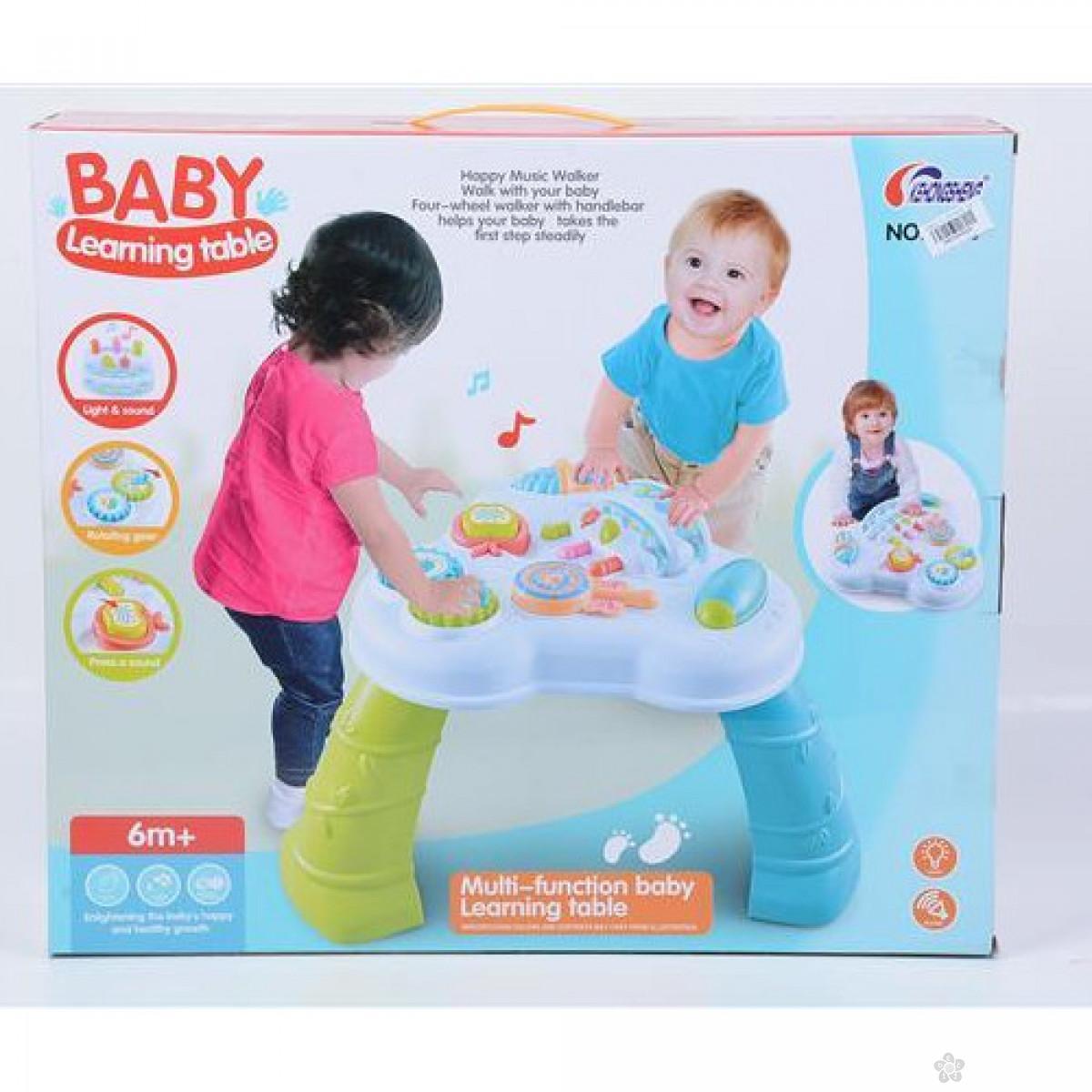 Muzički sto za bebe 946641