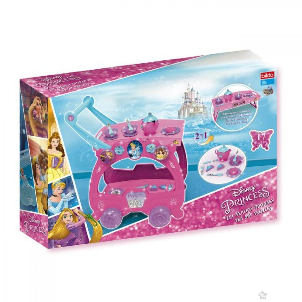 Set za čaj Princess 04/7110