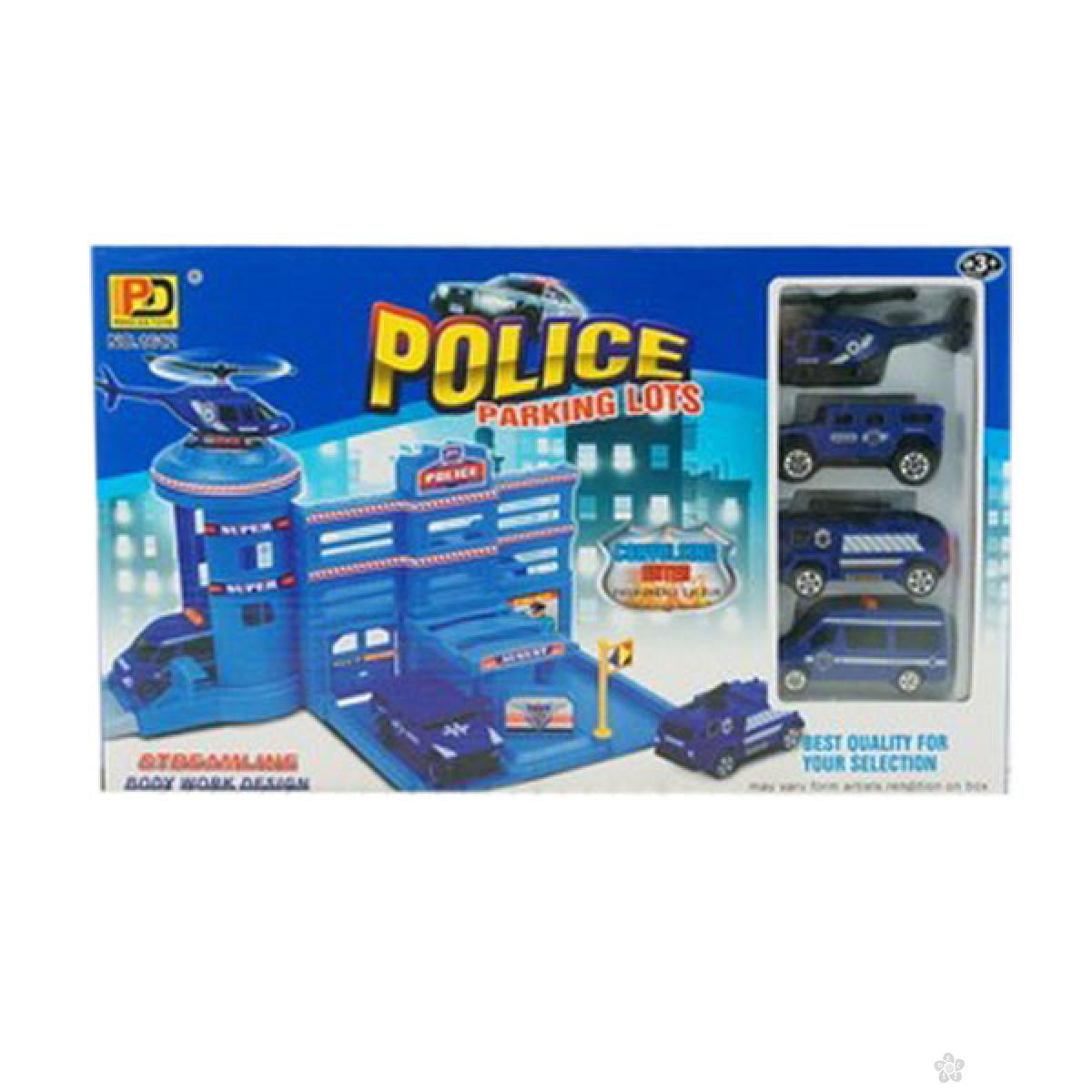 Garaža policija 100029