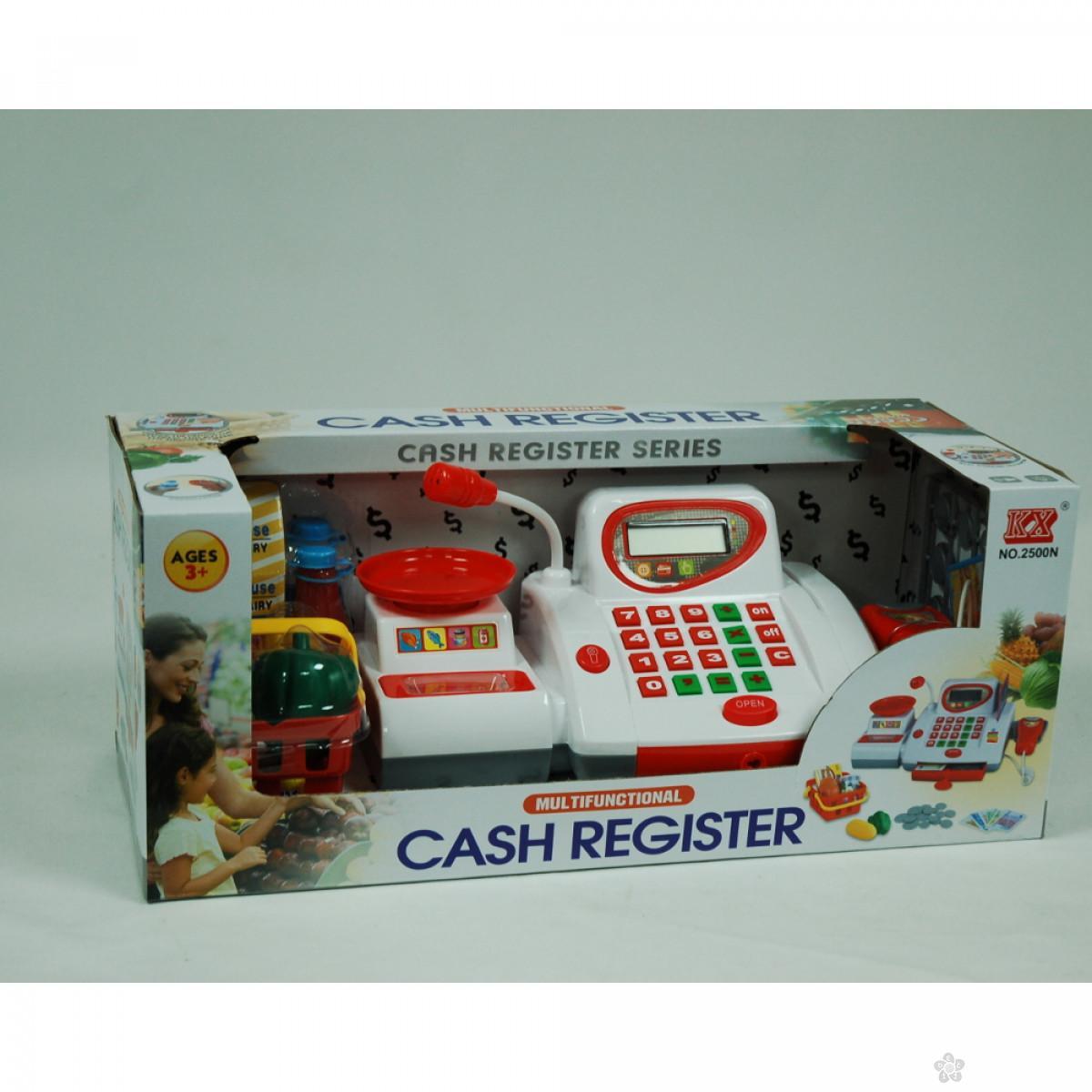 Registar kasa K34227