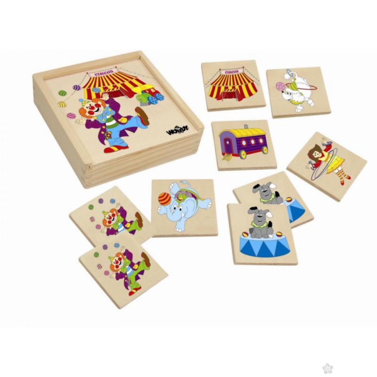 Memorijska igra Cirkus 93049