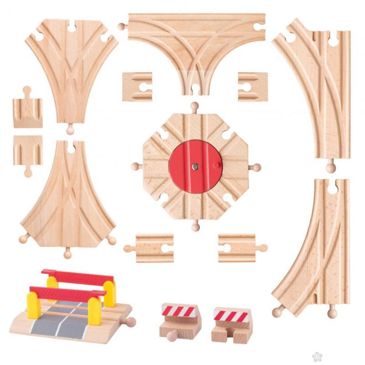 Set za pruge-delovi 91813