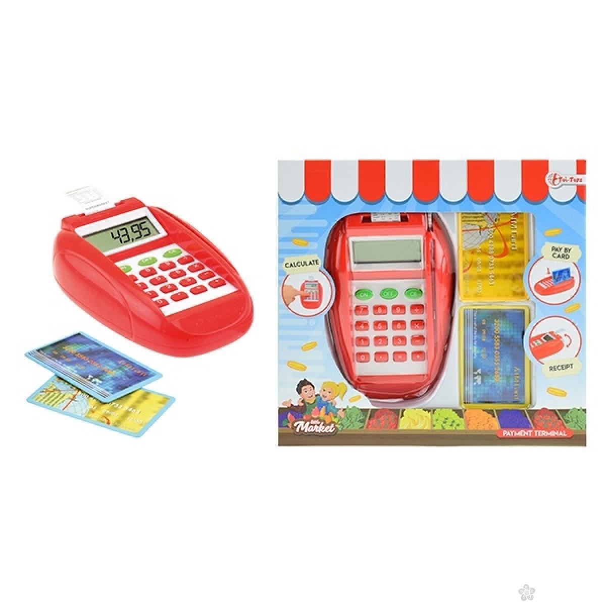 Aparat za placanje kreditnim karticama 13852A